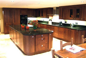 Kitchen design and build by Lanquest Properties Ltd, Builders, Cumbria