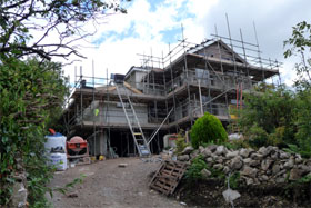 Building design and construction by Lanquest Properties, Builders, Cumbria